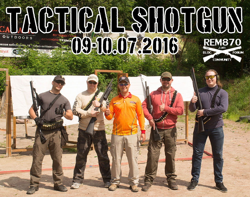 Tactical Shotgun Training