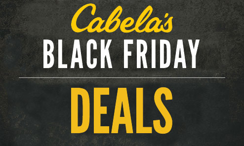 Cabela's Black Friday Deals