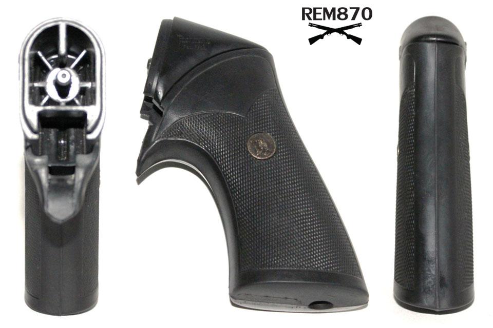 Pachmayr Vindicator Grip Shape Detail