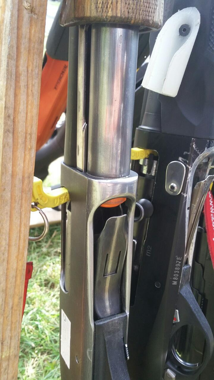 Remington 870 Modified for Practical Shooting