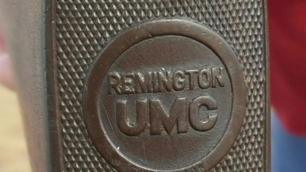Interesting Remington Shotgun!