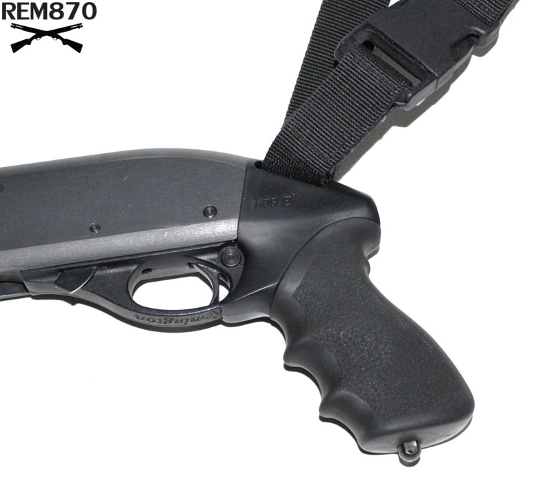 Review of the 4 Pistol Grips for the Remington 870 Shotgun