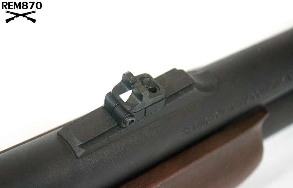 Remington 870 Rear Rifle Sight