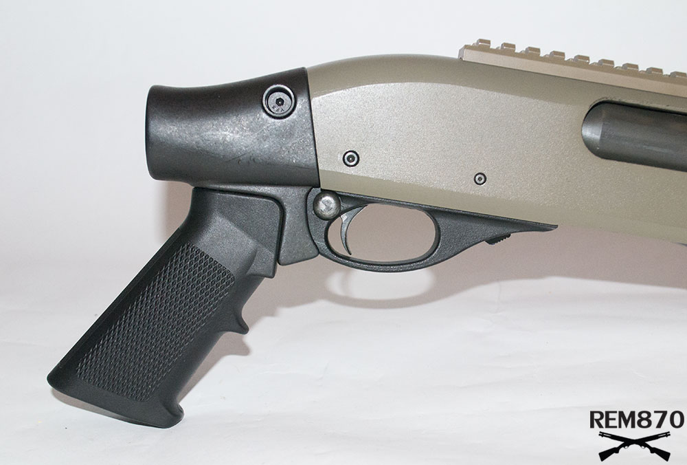 Pistol Grip Only Choate Stock