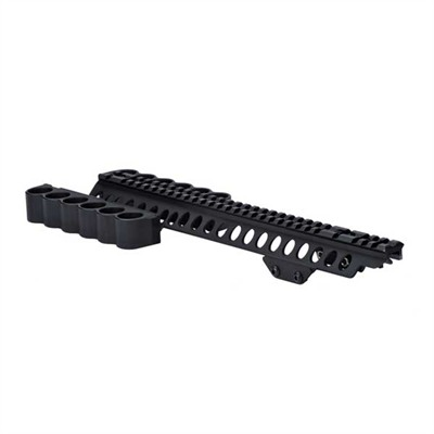 Kel-Tec KSG Shotgun Mesa Tactical Sureshell Carrier and Rail