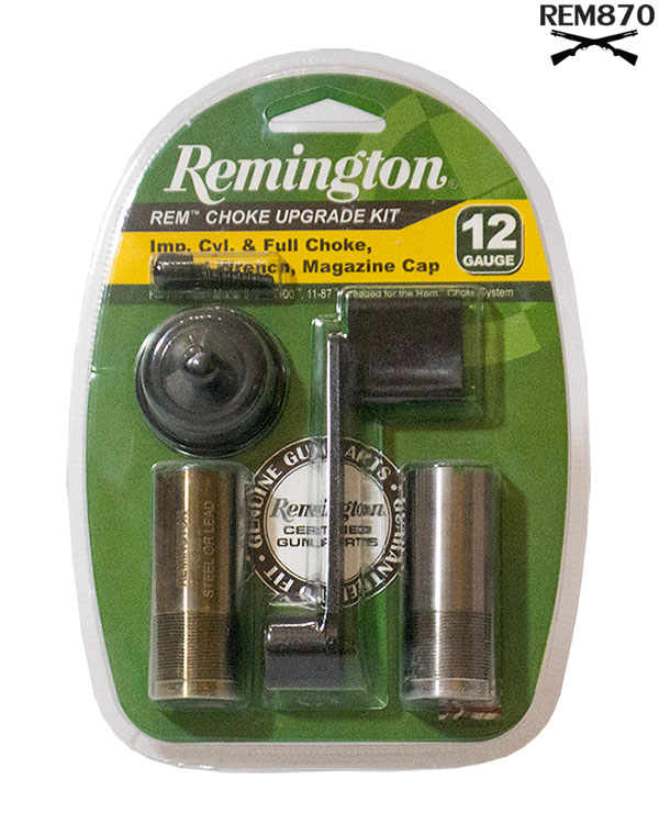 Remington Choke Tube Upgrade Kit, 12-Gauge