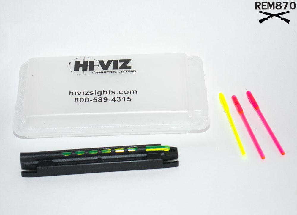 HiViz Magnetic Sight, Magni Hunter, Case