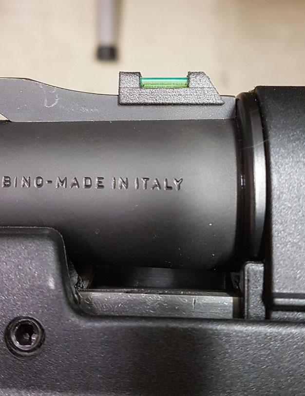 Ezload Rear Shotgun Sight