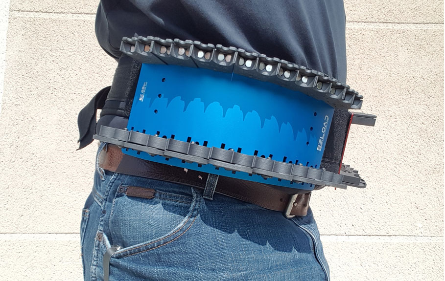 EZLOAD Quad-Load Belt for IPSC (Practical Shooting) and 3-Gun – Review