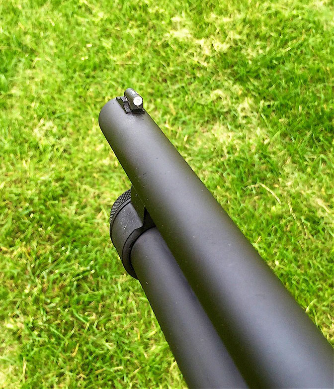 Simple Remington 870 Home Defense Build