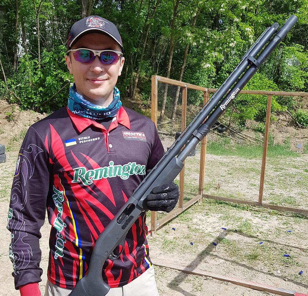 Training with My Remington 870