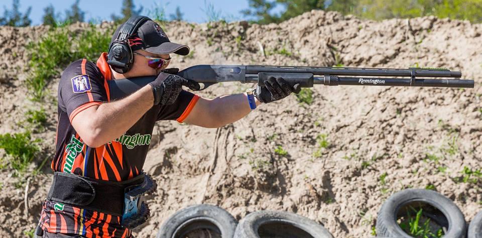Remington 870 for Practical Shooting (3-Gun, IPSC)