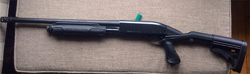 Remington 870 Home Defense Build