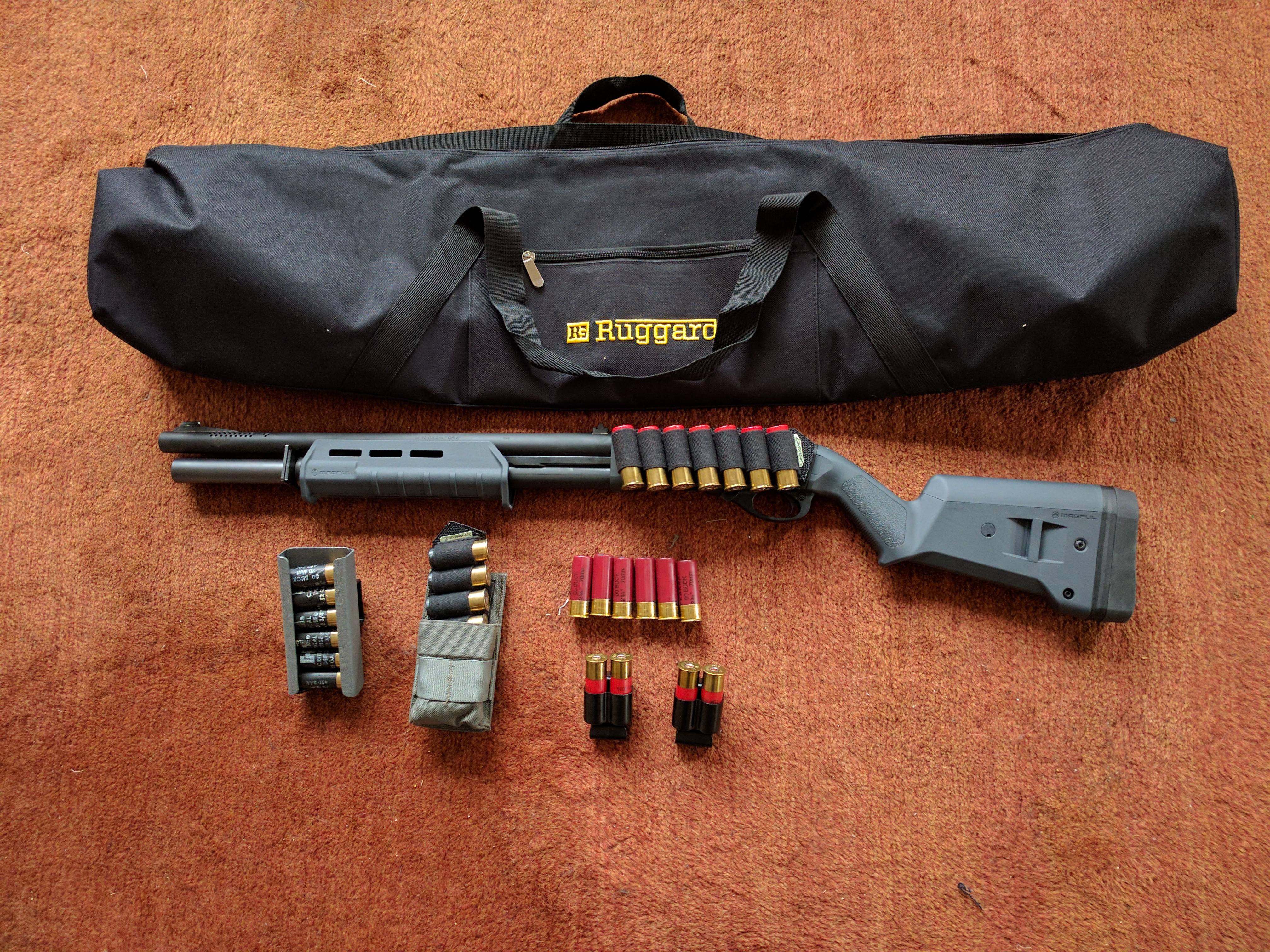 Tripod Case Discreet Shotgun Case