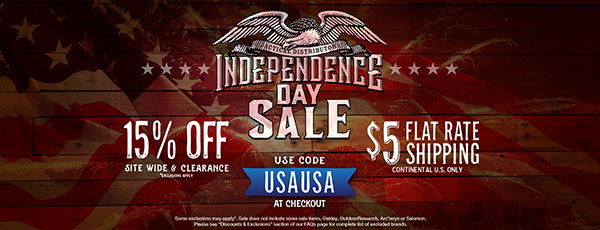 PatriotOutfitters, 15% Off