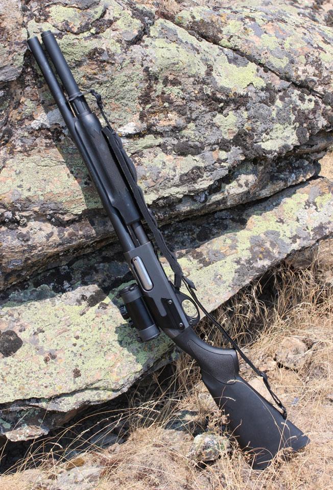 Remington 870 S&J Hardware Extension