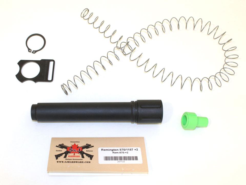 S&J Hardware MK II +2 Remington extension kit