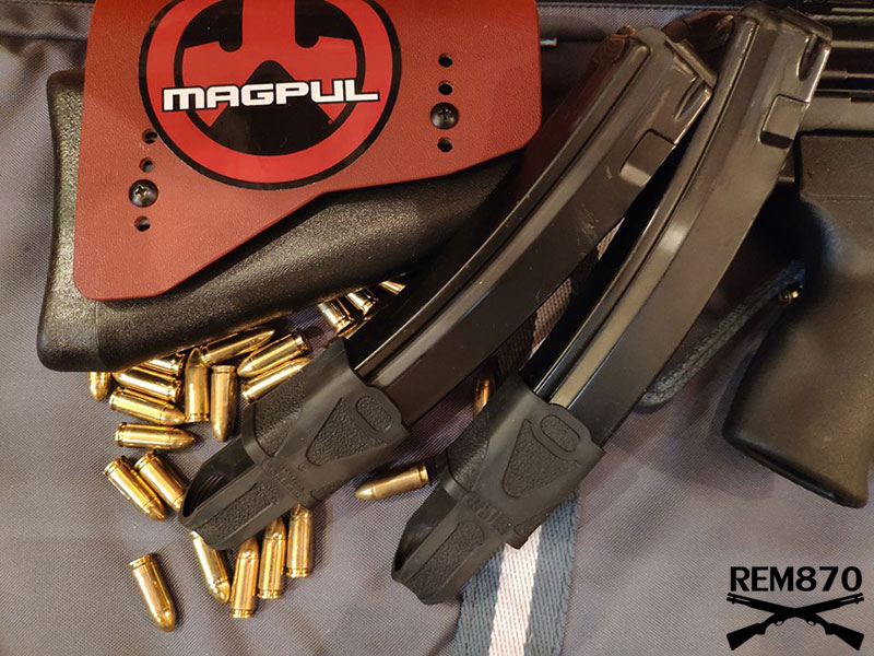 Magpul Loops for 9 mm Magazines