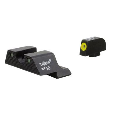 Trijicon- HD XR Night Sights for Glock