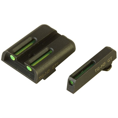 Truglo - Tritium Fiber Optic (TFO) Sight Sets for Glock