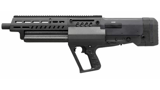 IWI Semi-Auto Bullpup Shotgun - TS12!