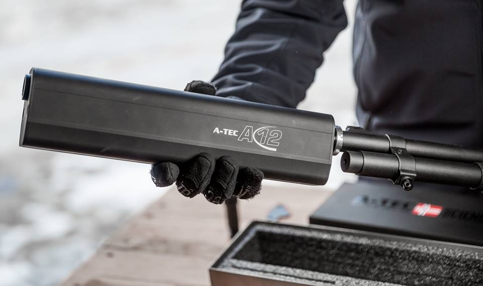 A-Tec A12 Shotgun Silencer/Suppressor