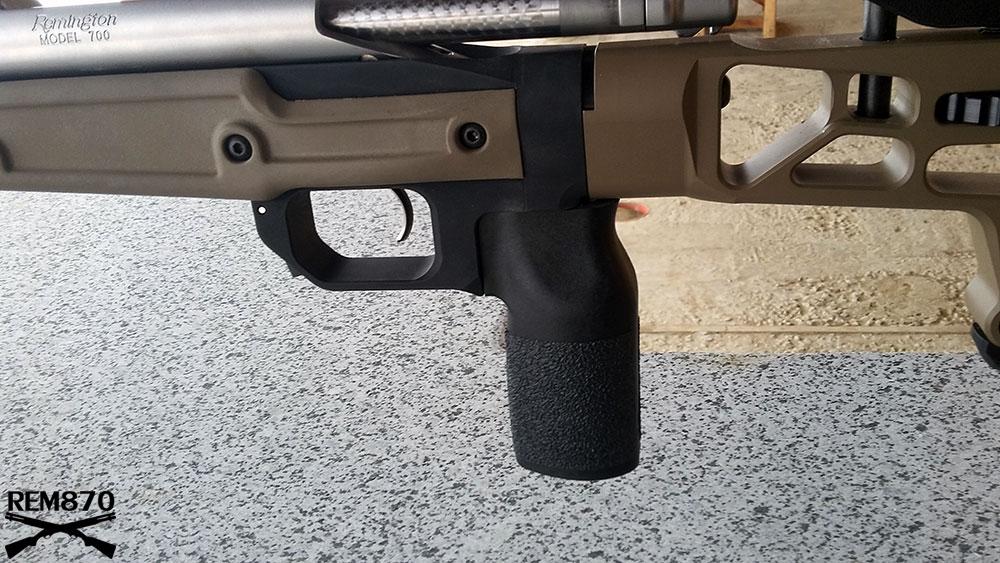 Remington 700 SPS with MDT (Modular Driven Technologies) HS3 LA