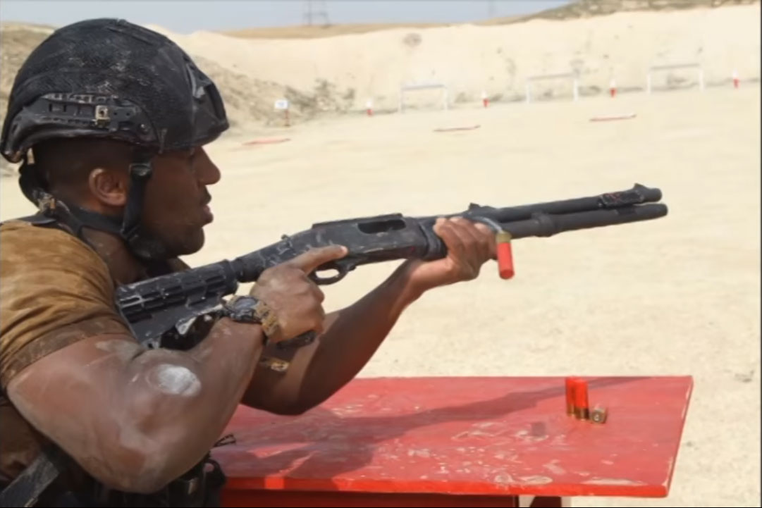 Remington 870 MCS, Annual Warrior Competition