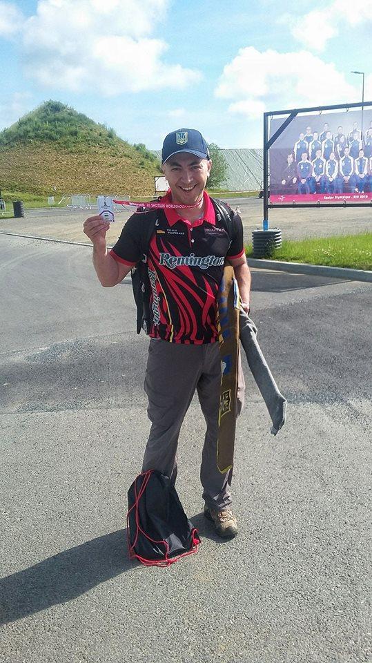 Gun Check Registration World Shoot, 2018