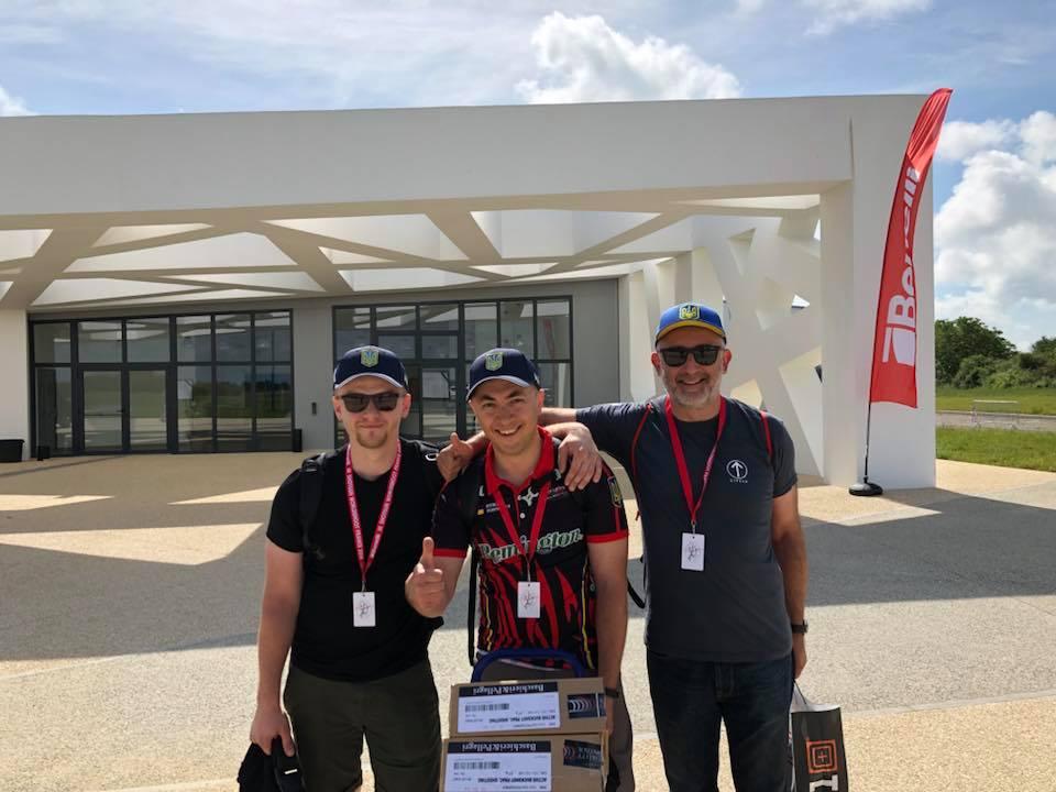 IPSC World Shotgun Championship, 2018, France, Chateauroux