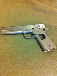 Caspian 1911 Slide and Frame