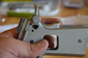 Fitting 1911 Beavertail Safety
