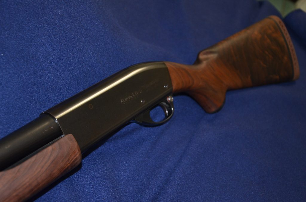 Refinished Stock, Forend on Remington 870 Wingmaster