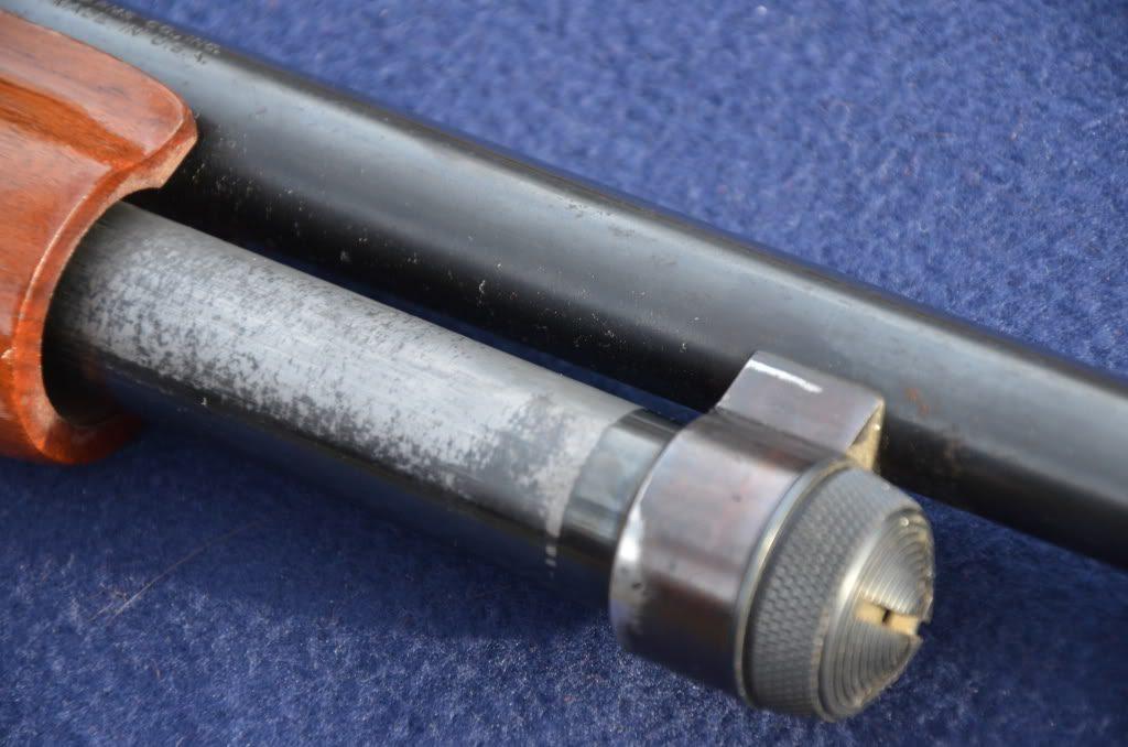 Remington 870, Wingmaster Magazine Tube