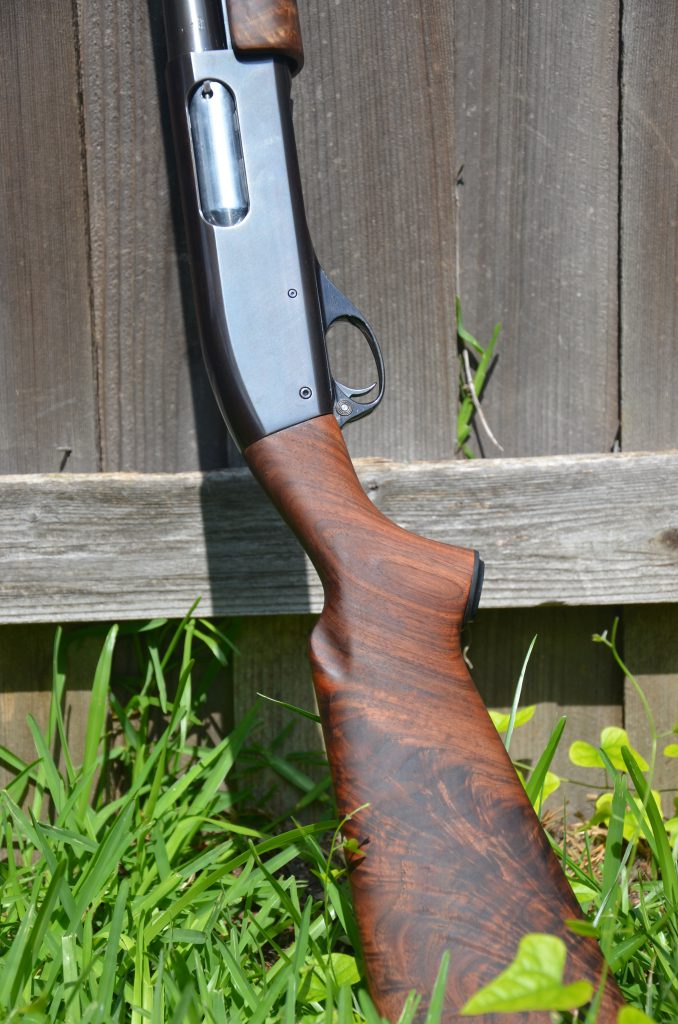 Remington 870 Wingmaster Refinished