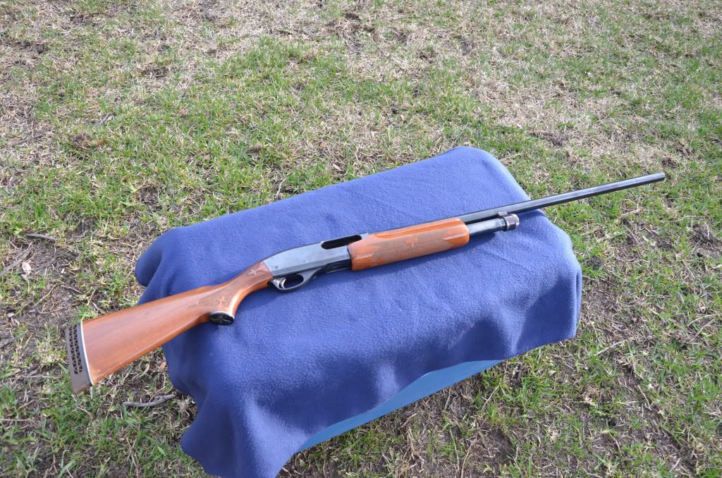 Remington 870, Wingmaster Shotgun