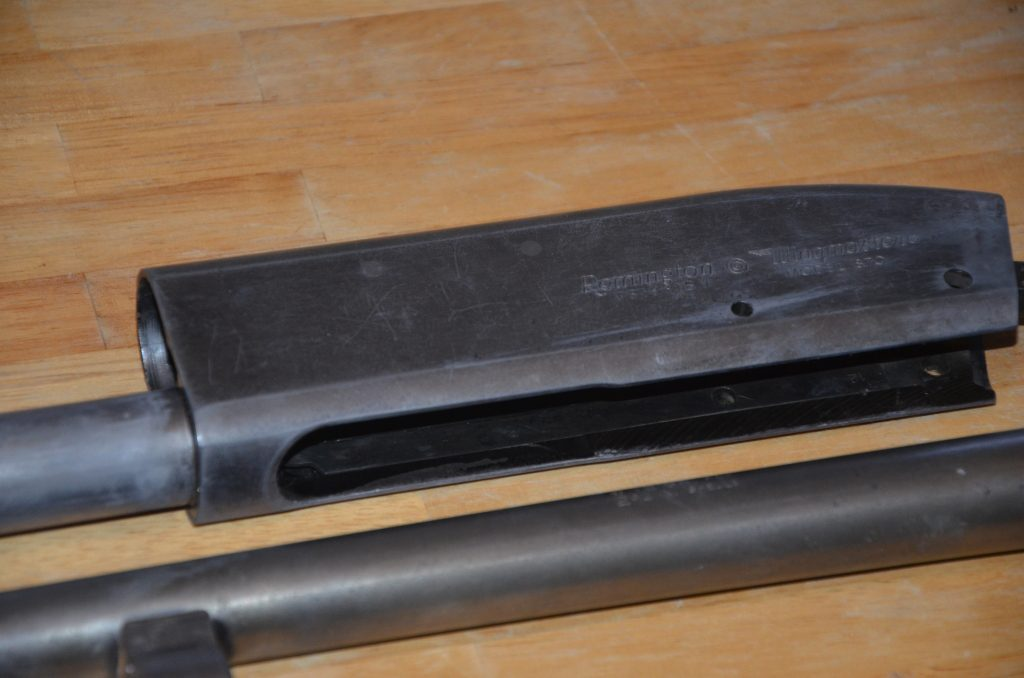 Remington 870 Wingmaster Stripped Receiver and Barrel