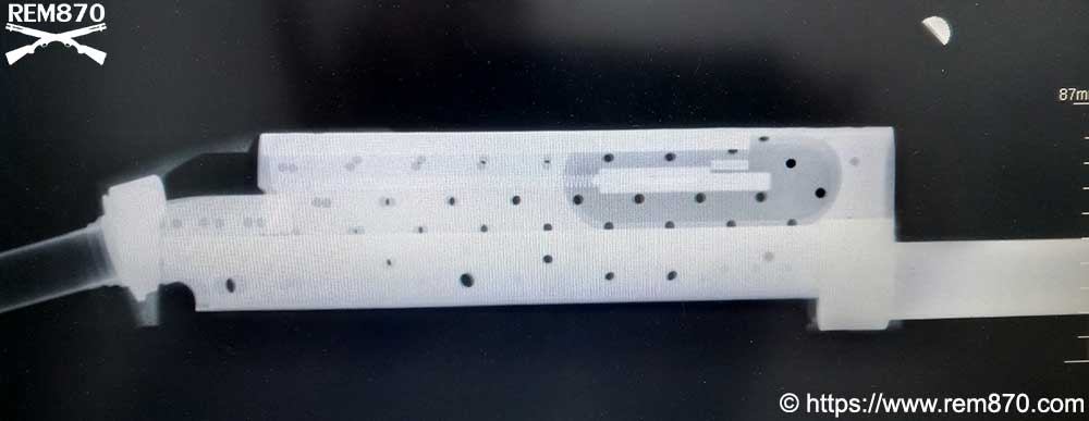 X-Ray Photos of the Benelli Supernova Receiver