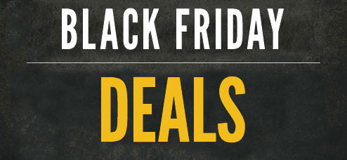 List of the Best Gun/Tactical Deals on Black Friday/Cyber Monday 2018!