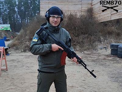 Choate MAK-90/AK-47 Dragunov Stock Review