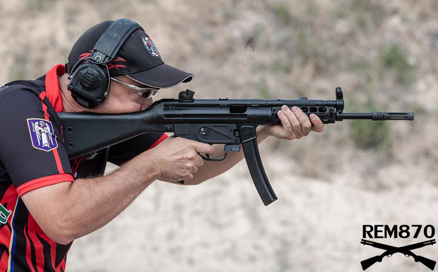 MKE T94 (Zenith 5) Submachine Gun