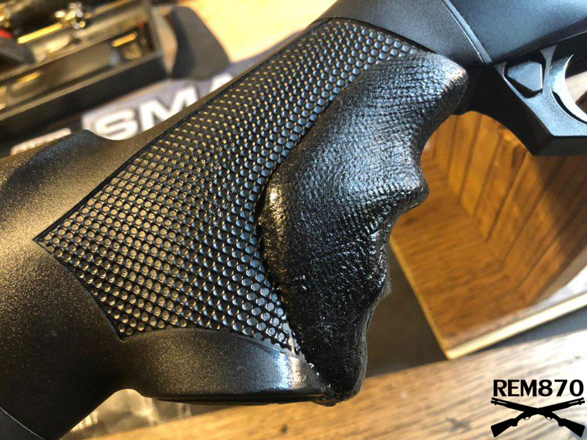 Overmolded RAT Grips Pad