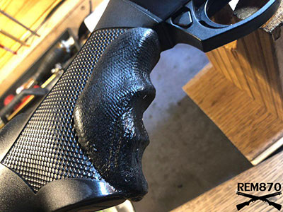 RAT Grips for Guns – Moldable Grips