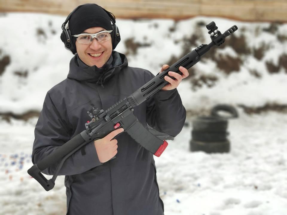 DPMS 3G1 AR-15 Rifle