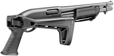 New Remington 870 Side Folder