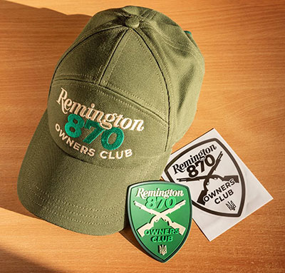 Remington 870 Owners Club Meeting