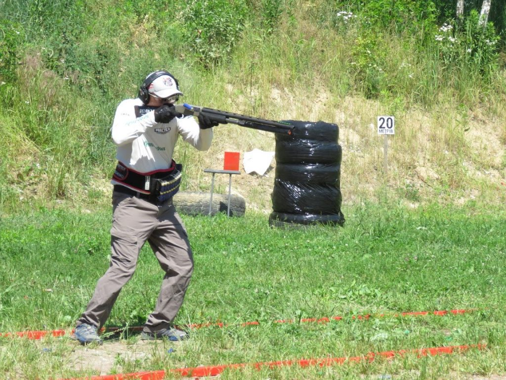Ukraine Shotgun Open 870 IPSC