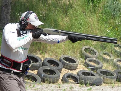 Ukraine Shotgun Open (IPSC, Level 3) – Win!