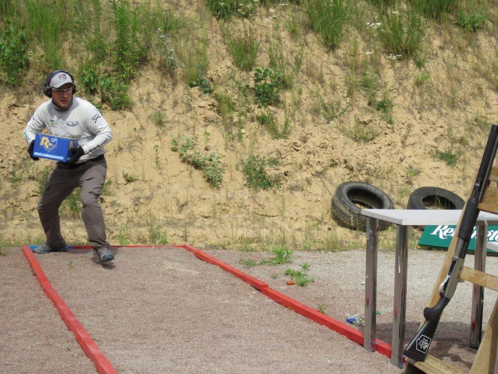 Ukraine Shotgun Open Rio