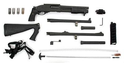 Pentagon Orders more Remington 870 MCS shotguns for U.S. Air Force